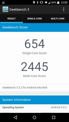 Geekbench 1