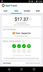 Opal Travel - Opal Card Balance