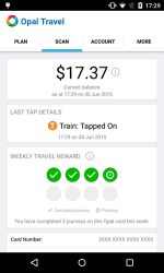 Opal Travel app can scan your Opal card and help plan your ...