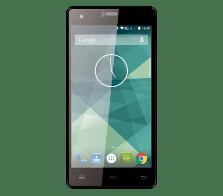 "Bauhn 5"" Dual_SIM Smartphone - Front View"