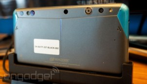 Engadget - Intel Project Tango phone 1