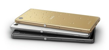 Xperia M5 - Black, White and Gold