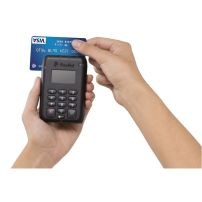 Payment with the Tap N Go Mobile Payments Reader