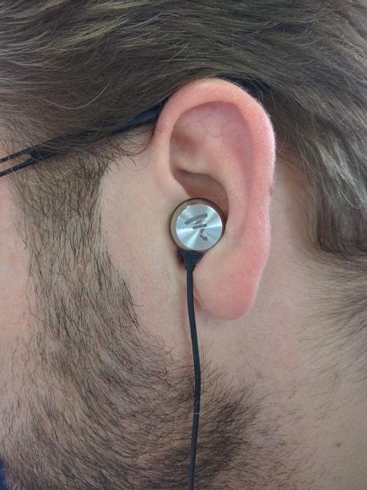 Sphear in ear