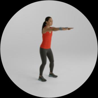 Squat - Form 2