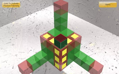 WeR Cubed Tango by WeR VR