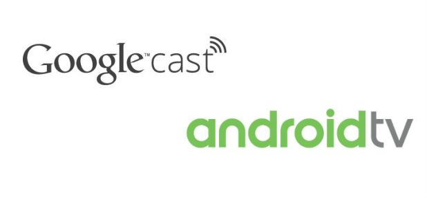 Google Cast - AndroidTV
