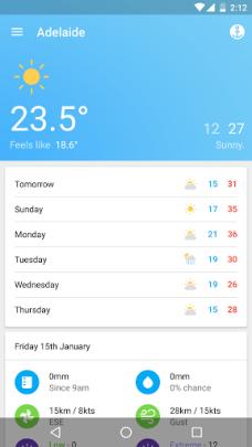 Pocket Weather Promo2