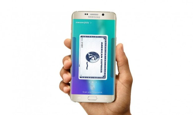 Amex-Samsung-Pay