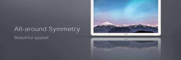 Huawei Mate Book - Symmetry