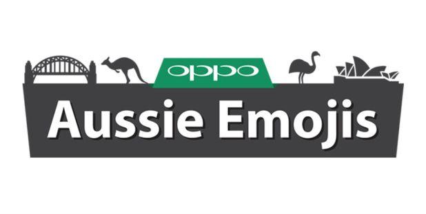 Oppo Aussie Emoji