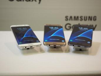 Galaxy S7 range