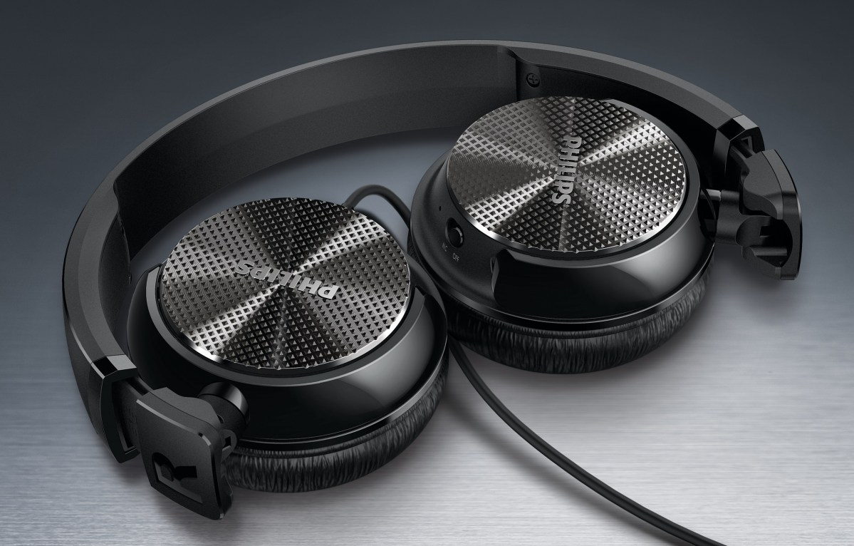 517a68bb005 Philips brings two new sub-$200 noise cancelling headphones to ...