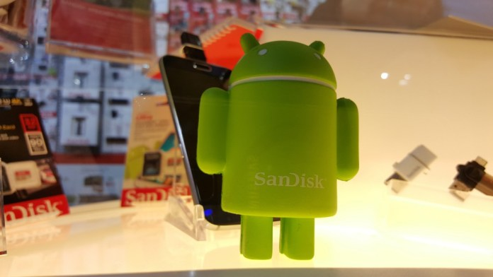 Sandisk Android