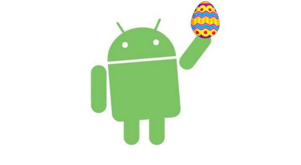 Android Easter Egg