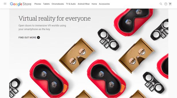 Cardboard - VR - Google Store