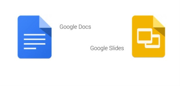 Google Docs and Slides