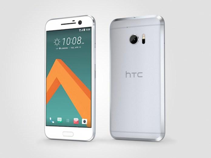 HTC 10 white