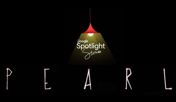 Google Spotlight Stories - Pearl
