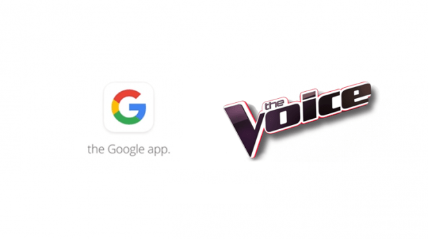 Google App and The Voice