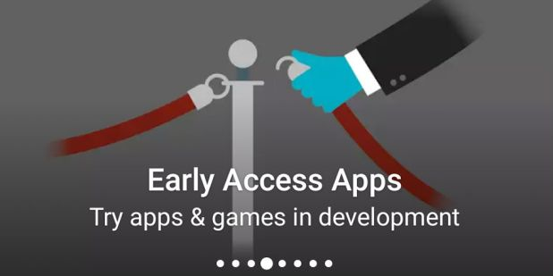 Early Access - Google Play