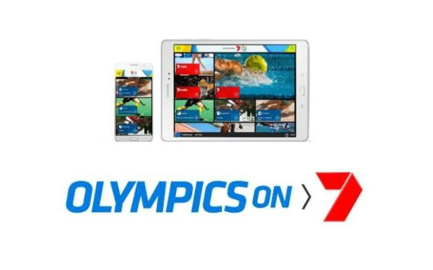 Telstra - Olympics on 7