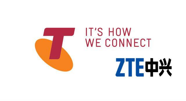 Telstra ZTE