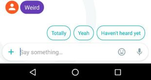 Google's internal incubator Area 120 has a new app to bring smart replies to all your messaging apps