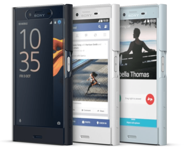 Style Cover Touch for Xperia X Compact