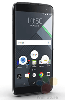 DTEK60 Front angled picture