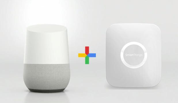 google-home-smart-things