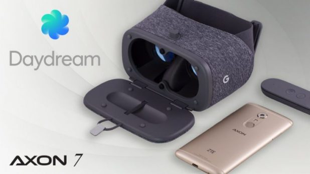 ZTE Australia announces the Axon 7 is now cheaper and Daydream ready