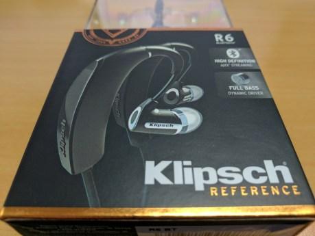 Klipsch R6 Packaging 3