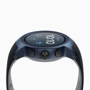 LG Watch Sport Dark Blue 2