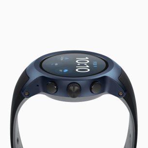 LG Watch Sport Dark Blue 2