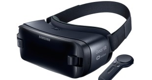 Samsung launched a new Gear VR headset and controller at Mobile World Congress