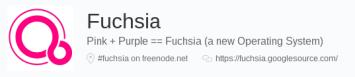 Fuchsia - New Logo