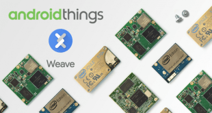 Google announces Android Things Dev Preview 3 bringing USB Host support and Bluetooth to their IoT platform