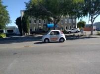 Google Self Driving Car 2