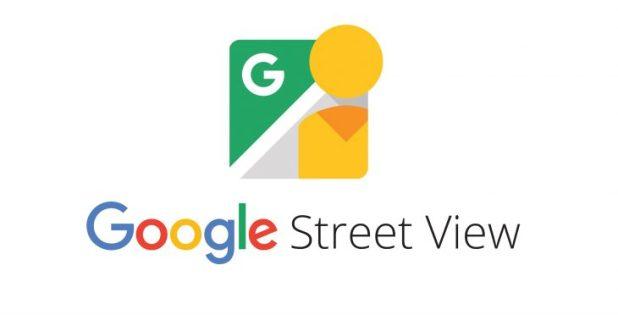 link google street view colegio santa ana