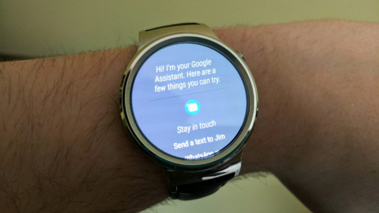 Android Wear android wear 2.0 really is coming to the huawei watch soon