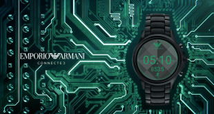 The Armani Emporio is their first Android Wear watch