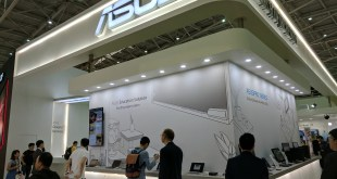 Asus showed off its Chrome OS devices at Computex