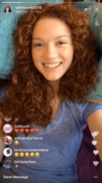 Instagram Live Video replay screenshot 3