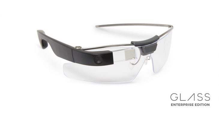 Google Glass is back and this time it wants a job