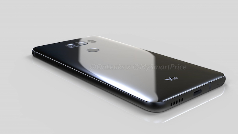 LG V30 Leaked Schematics Shows Dual Rear Cameras & A Tall FullVision Display