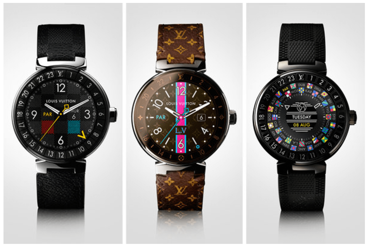 Louis Vuitton unveils new premium smartwatch