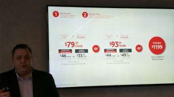 Vodafone - Sample plans