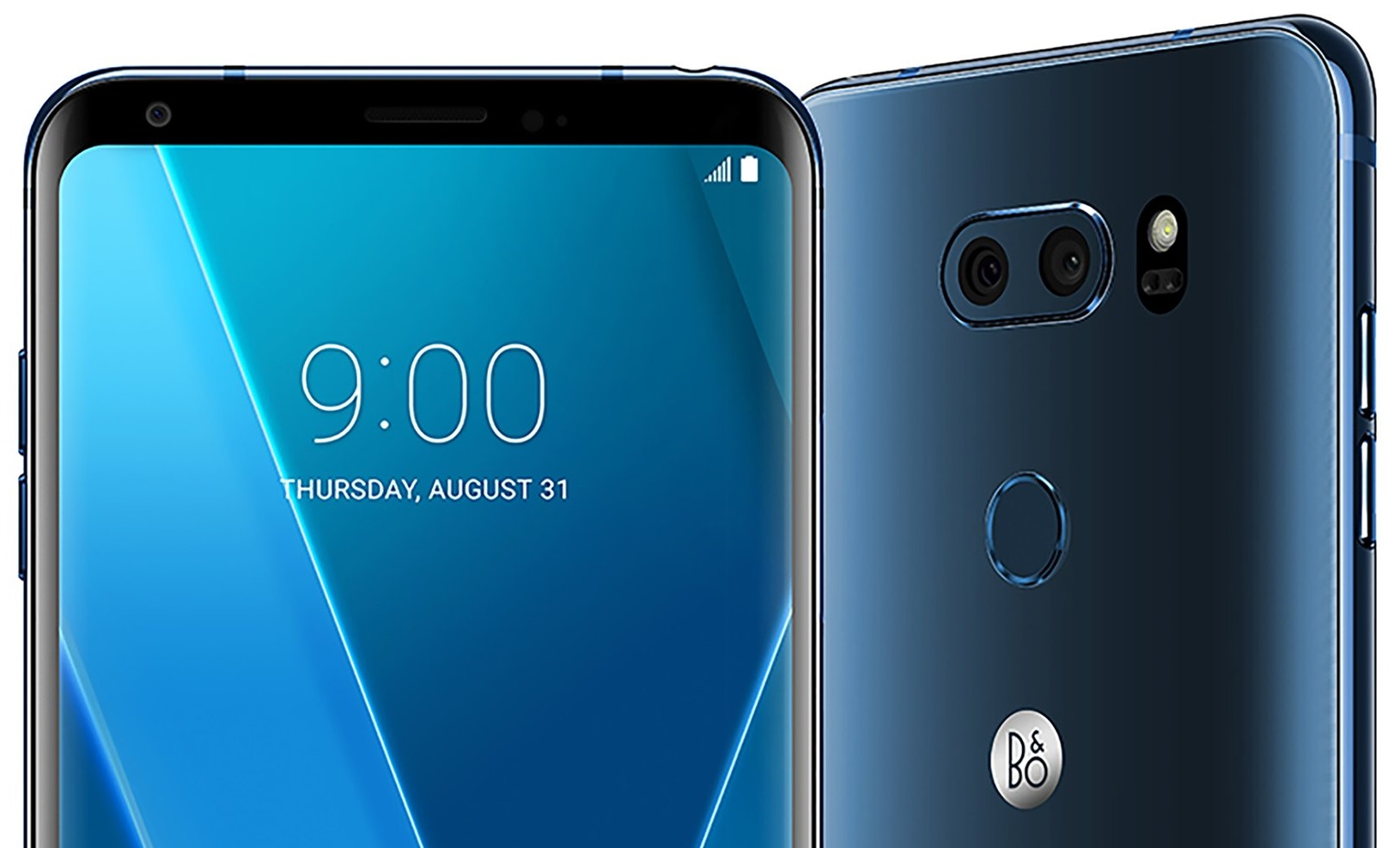 The latest LG flagship V30 is definitely bigger and better