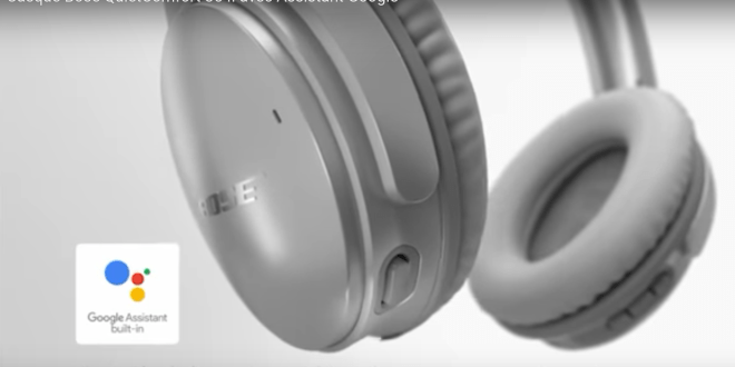 146e67174e5 Video emerges showing Google Assistant in action on the Bose QuietComfort  35 II headphones